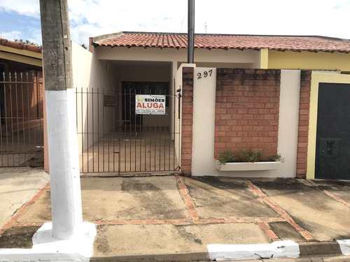 Casa, código 316 em Tatuí, bairro Jardim Andrea Ville