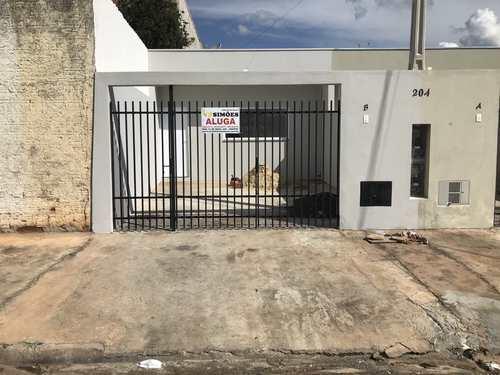 Casa, código 319 em Tatuí, bairro Jardim Santa Rita de Cássia