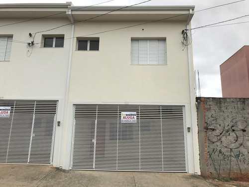 Sobrado, código 321 em Tatuí, bairro Centro