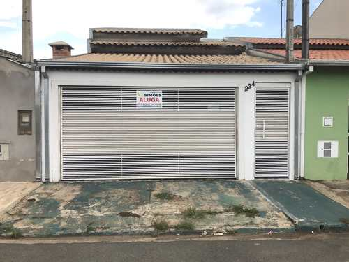 Casa, código 325 em Tatuí, bairro Jardim Andrea Ville