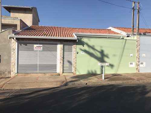 Casa, código 329 em Tatuí, bairro Jardim Manoel de Abreu