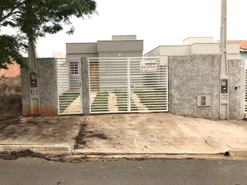 Casa, código 373 em Tatuí, bairro Residencial Terras de Tatuí