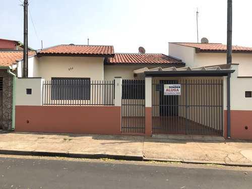 Casa, código 374 em Tatuí, bairro Jardim Nossa Senhora de Fátima
