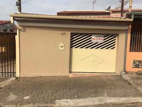 Casa, código 381 em Tatuí, bairro Jardim Lucila