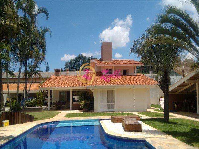 Casa em Atibaia, bairro Condomínio Flamboyant