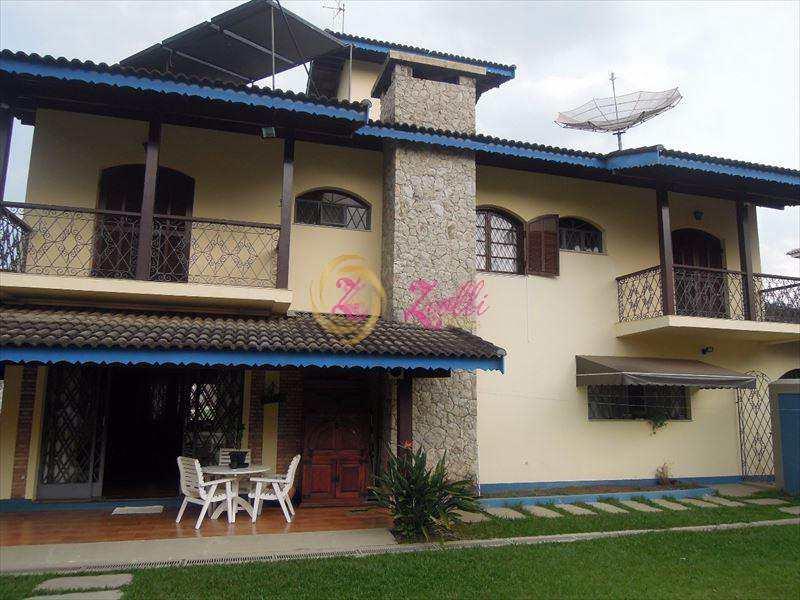 Sobrado em Atibaia, bairro Vila Esperia Ou Giglio