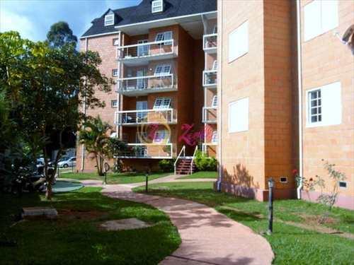 Apartamento, código 1743 em Atibaia, bairro Itapetinga