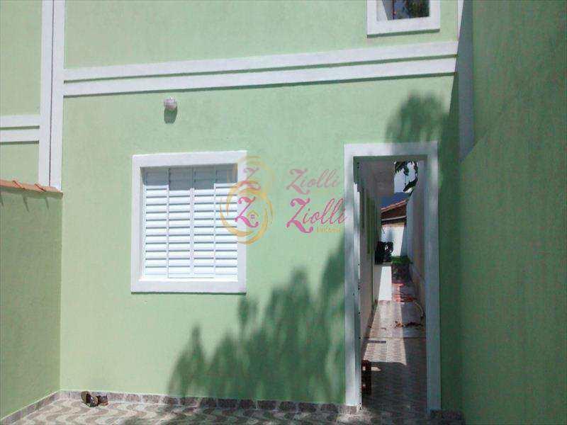 Sobrado em Atibaia, bairro Jardim Colonial