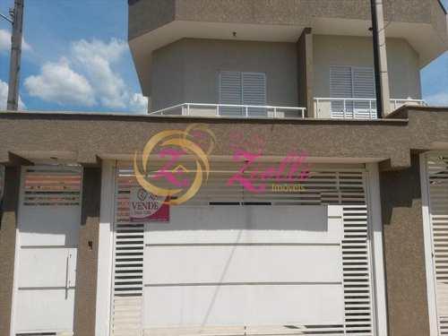 Sobrado, código 1507 em Atibaia, bairro Jardim Maristela