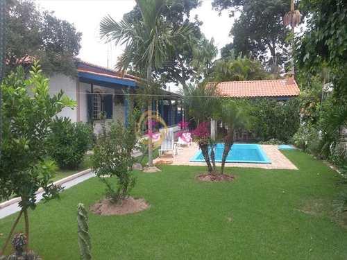 Casa, código 1503 em Atibaia, bairro Vila Santista