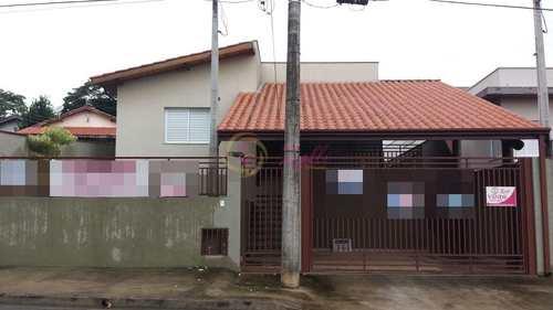 Casa, código 1891 em Atibaia, bairro Jardim dos Pinheiros