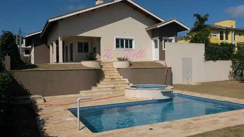 Casa de Condomínio, código 1914 em Atibaia, bairro Condomínio Serra da Estrela