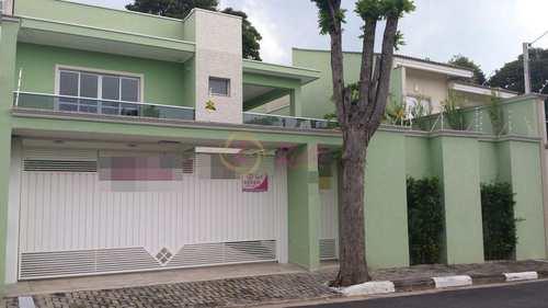 Casa, código 1923 em Atibaia, bairro Vila Gardênia