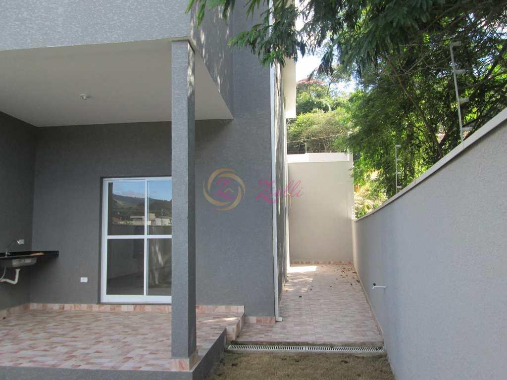 Casa em Atibaia, bairro Jardim Maristela