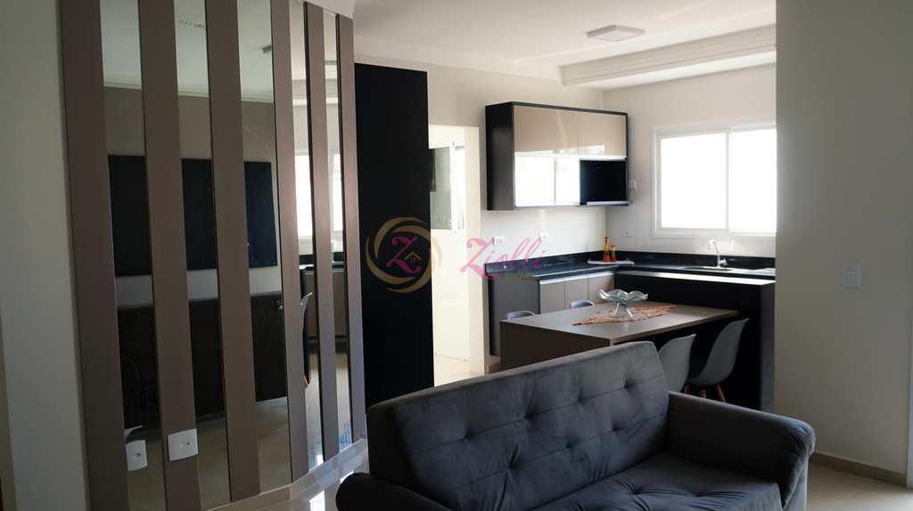 Apartamento em Atibaia, bairro Nova Gardênia