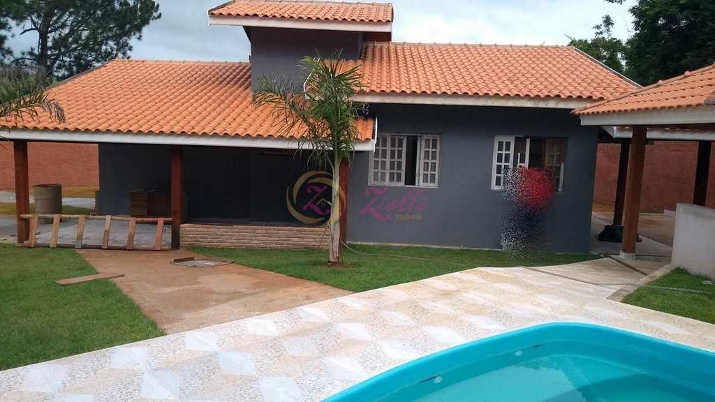 Casa em Atibaia, bairro Boa Vista