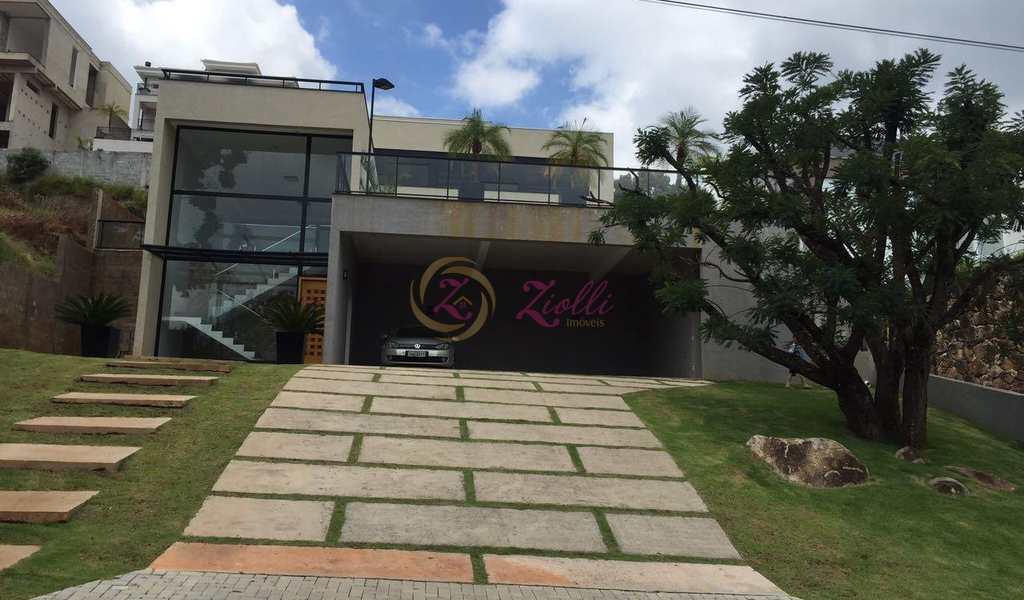 Casa em Atibaia, bairro Condomínio Porto Atibaia