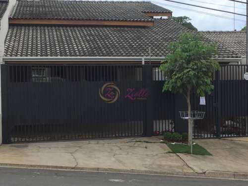 Casa, código 1991 em Atibaia, bairro Jardim Paulista