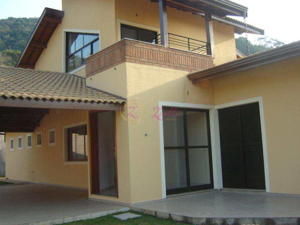 Casa em Atibaia, bairro Condomínio Portal dos Nobres