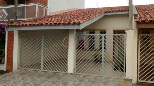 Casa, código 2009 em Atibaia, bairro Parque dos Coqueiros