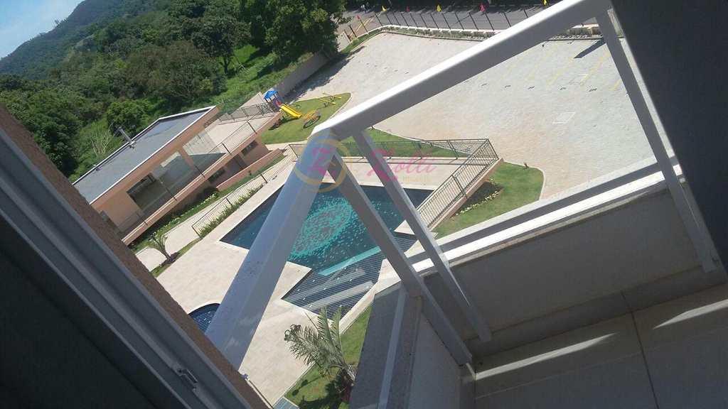 Apartamento em Atibaia, bairro Caetetuba