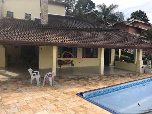 Casa, código 2024 em Atibaia, bairro Condomínio Portal das Hortências