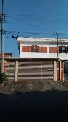 Sobrado, código 2047 em Atibaia, bairro Jardim Paulista
