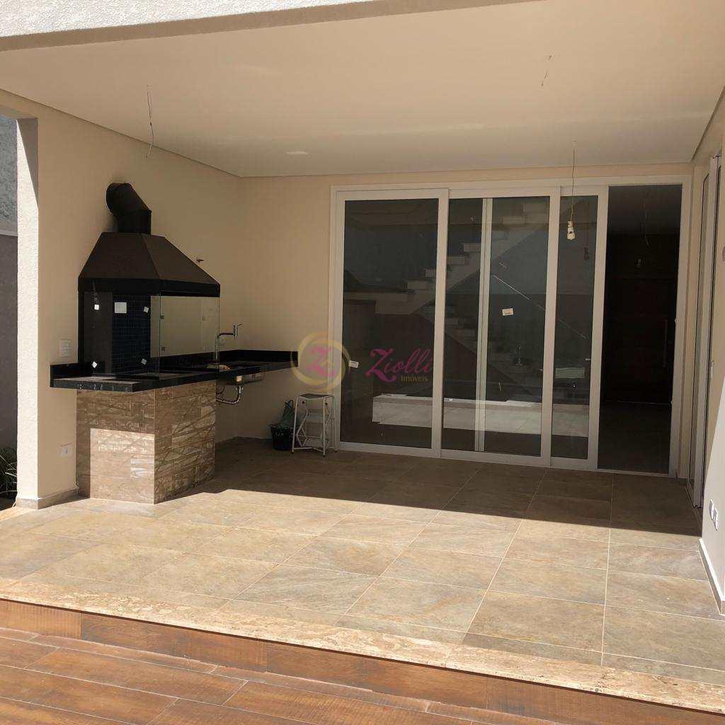Casa em Atibaia, no bairro Condomínio Altos da Floresta