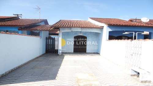 Casa de Condomínio, código 416904 em Mongaguá, bairro Jardim Praia Grande