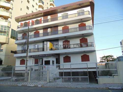 Apartamento, código 309001 em Mongaguá, bairro Centro