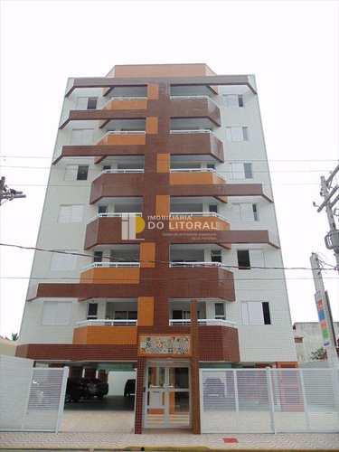 Apartamento, código 288001 em Mongaguá, bairro Jardim Marina