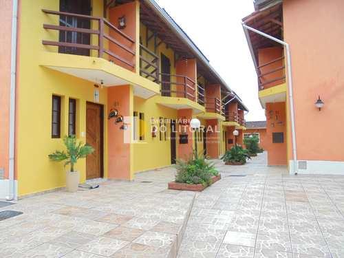Sobrado de Condomínio, código 196604 em Mongaguá, bairro Vila Atlântica