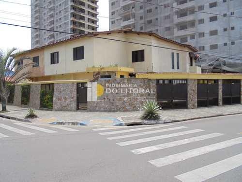 Sobrado de Condomínio, código 107 em Mongaguá, bairro Jardim Praia Grande