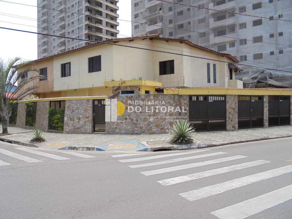 Sobrado de Condomínio em Mongaguá, no bairro Jardim Praia Grande