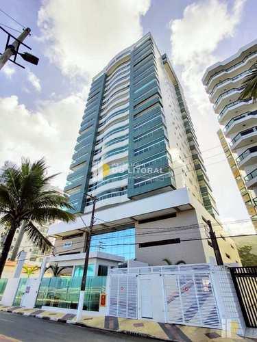 Apartamento, código 422985 em Mongaguá, bairro Centro