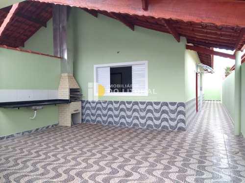 Casa, código 422993 em Mongaguá, bairro Agenor de Campos