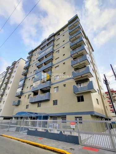 Apartamento, código 423075 em Mongaguá, bairro Centro