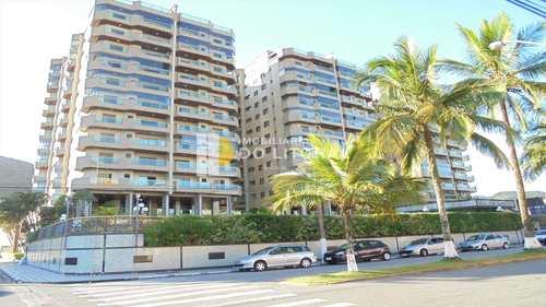 Apartamento, código 423216 em Mongaguá, bairro Jardim Marina