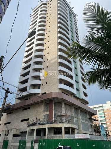 Apartamento, código 423482 em Mongaguá, bairro Jardim Marina