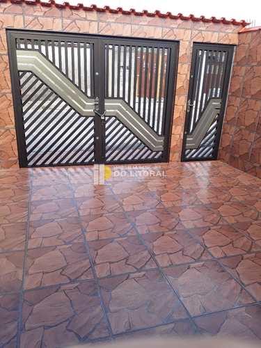 Casa, código 423525 em Mongaguá, bairro Vila Atlântica