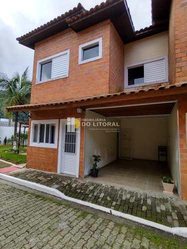 Sobrado de Condomínio, código 423648 em Mongaguá, bairro Vila São Paulo