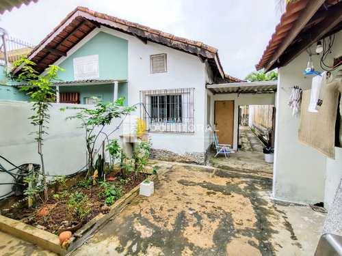 Casa, código 423669 em Mongaguá, bairro Balneário Santa Eugênia