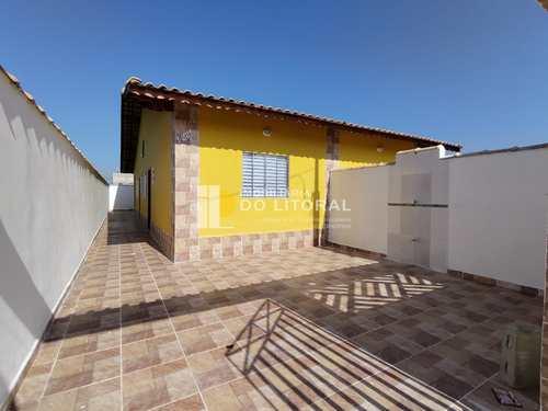 Casa, código 423764 em Mongaguá, bairro Agenor de Campos