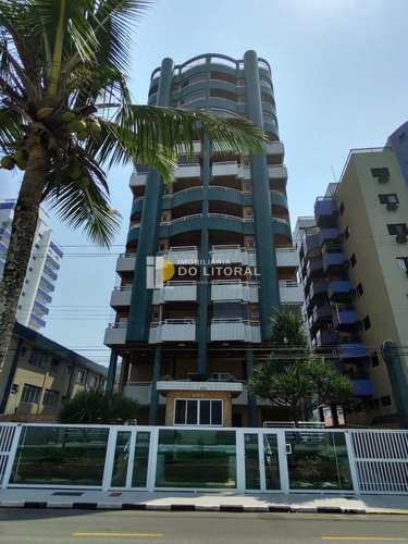 Apartamento, código 423766 em Mongaguá, bairro Centro