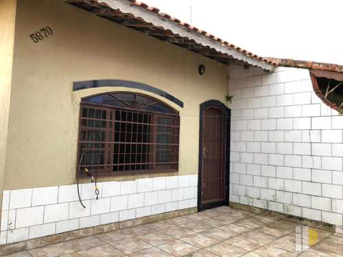 Casa, código 423782 em Mongaguá, bairro Vila Oceanopolis