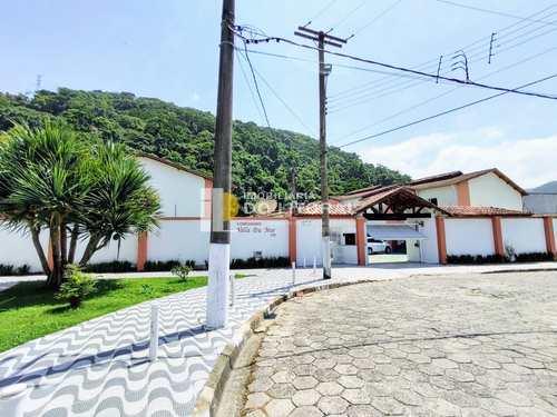 Casa de Condomínio, código 423797 em Mongaguá, bairro Vila Arens