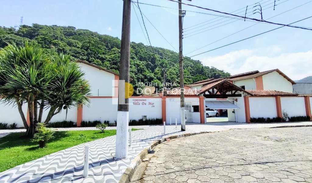 Casa de Condomínio em Mongaguá, bairro Vila Arens