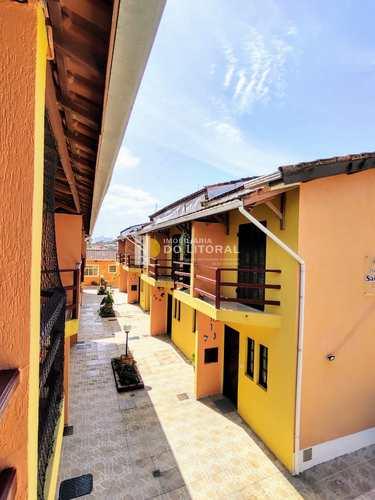Sobrado de Condomínio, código 423826 em Mongaguá, bairro Vila Atlântica