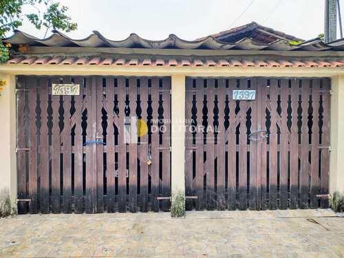 Casa, código 423836 em Mongaguá, bairro Vera Cruz