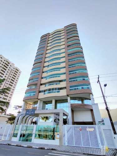Apartamento, código 423857 em Mongaguá, bairro Vila São Paulo